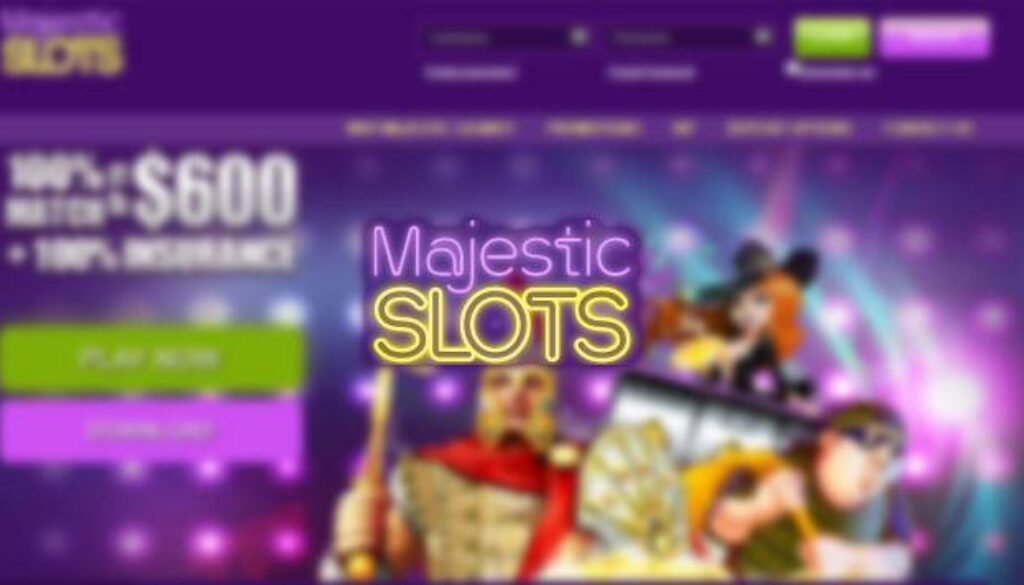 Majestic slots