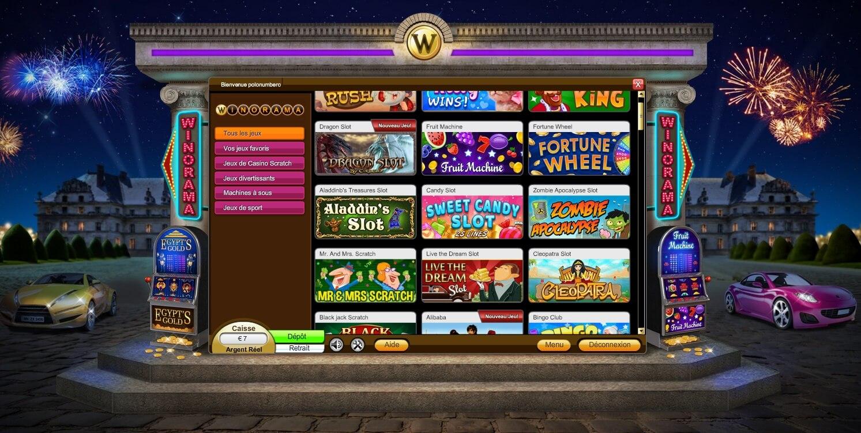 casino Winorama